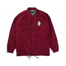 <img class='new_mark_img1' src='//img.shop-pro.jp/img/new/icons5.gif' style='border:none;display:inline;margin:0px;padding:0px;width:auto;' />FRIDA NERMAL COACH JACKET (BURGANDY)
