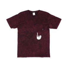 <img class='new_mark_img1' src='//img.shop-pro.jp/img/new/icons5.gif' style='border:none;display:inline;margin:0px;padding:0px;width:auto;' />FALLING FOR NERMAL TEE (BURGUNDY MINERAL WASH)