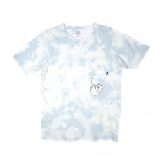 <img class='new_mark_img1' src='//img.shop-pro.jp/img/new/icons5.gif' style='border:none;display:inline;margin:0px;padding:0px;width:auto;' />FALLING FOR NERMAL TEE (LIGHT BLUE LIGHTNING WASH)
