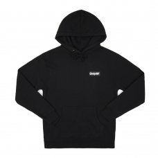OUTLINE LOGO HOODY (BLACK)