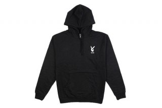 <img class='new_mark_img1' src='//img.shop-pro.jp/img/new/icons5.gif' style='border:none;display:inline;margin:0px;padding:0px;width:auto;' />8BALL BUNNY HOODIE - BLACK