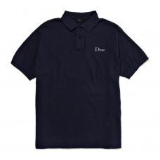 <img class='new_mark_img1' src='//img.shop-pro.jp/img/new/icons5.gif' style='border:none;display:inline;margin:0px;padding:0px;width:auto;' />DIME POLO SHIRT - NAVY