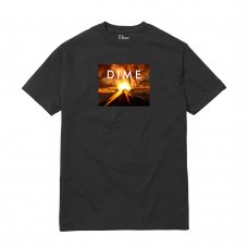 <img class='new_mark_img1' src='//img.shop-pro.jp/img/new/icons5.gif' style='border:none;display:inline;margin:0px;padding:0px;width:auto;' />DIME VOLCANO T-SHIRT - BLACK