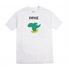 <img class='new_mark_img1' src='//img.shop-pro.jp/img/new/icons47.gif' style='border:none;display:inline;margin:0px;padding:0px;width:auto;' />DIME DINOSAUR T-SHIRT -ASH