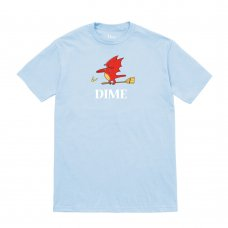 <img class='new_mark_img1' src='//img.shop-pro.jp/img/new/icons47.gif' style='border:none;display:inline;margin:0px;padding:0px;width:auto;' />DIME DINOSAUR T-SHIRT - LIGHT BLUE