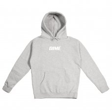 DIME FAST HOODIE - HEATHER GRAY