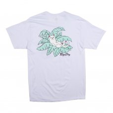 <img class='new_mark_img1' src='//img.shop-pro.jp/img/new/icons5.gif' style='border:none;display:inline;margin:0px;padding:0px;width:auto;' />NERMAL LEAF POCKET TEE (WHITE)