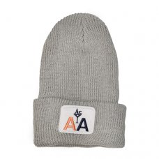 AIRLINE BEANIE - GREY
