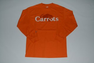 Carrots x Rare Panther L/S (ORANGE)