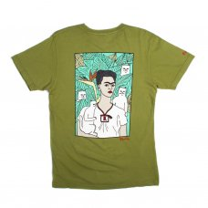 <img class='new_mark_img1' src='//img.shop-pro.jp/img/new/icons5.gif' style='border:none;display:inline;margin:0px;padding:0px;width:auto;' />NERMAL FRIDA TEE (VINTAGE MILITARY GREEN)