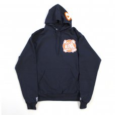 IN4MATION × CARROTS - CHAMPION CARROTS FYI PULLOVER HOODIE (NAVY)