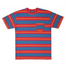 <img class='new_mark_img1' src='//img.shop-pro.jp/img/new/icons47.gif' style='border:none;display:inline;margin:0px;padding:0px;width:auto;' />ORCHARD STRIPE POCKET T-SHIRT (RED)