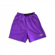 <img class='new_mark_img1' src='//img.shop-pro.jp/img/new/icons5.gif' style='border:none;display:inline;margin:0px;padding:0px;width:auto;' />CHOCOLATEJESUS NYLON SHORTS - PURPLE