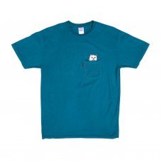 <img class='new_mark_img1' src='//img.shop-pro.jp/img/new/icons5.gif' style='border:none;display:inline;margin:0px;padding:0px;width:auto;' />LORD NERMAL POCKET TEE (TURQUOISE)