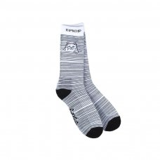 PEEK A NERMAL SOCKS (WHITE)