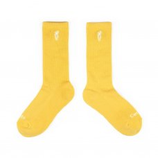 <img class='new_mark_img1' src='//img.shop-pro.jp/img/new/icons5.gif' style='border:none;display:inline;margin:0px;padding:0px;width:auto;' />LOGO SOCKS - GOLD