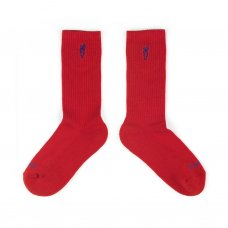 LOGO SOCKS - RED
