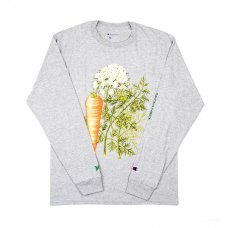 DAUSCUS CAROTA LONG SLEEVE - HEATHER