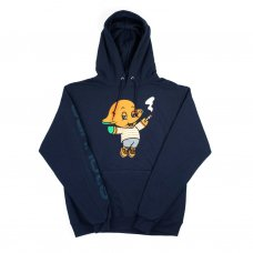 <img class='new_mark_img1' src='//img.shop-pro.jp/img/new/icons47.gif' style='border:none;display:inline;margin:0px;padding:0px;width:auto;' />SATOCHAN HOODY - NAVY