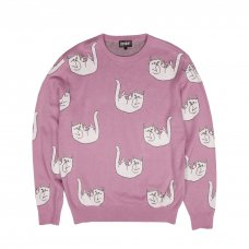FALLING FOR NERMAL KNIT SWEATER (PINK)