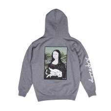 <img class='new_mark_img1' src='//img.shop-pro.jp/img/new/icons5.gif' style='border:none;display:inline;margin:0px;padding:0px;width:auto;' />NERMAL LISA HOODIE (ATHLETIC HEATHER)