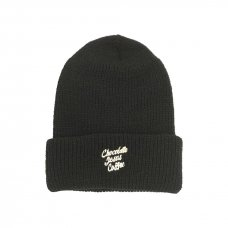 <img class='new_mark_img1' src='//img.shop-pro.jp/img/new/icons5.gif' style='border:none;display:inline;margin:0px;padding:0px;width:auto;' />CHOCOLATE JESUS COFFEE BEANIE - BLACK