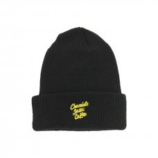 <img class='new_mark_img1' src='//img.shop-pro.jp/img/new/icons5.gif' style='border:none;display:inline;margin:0px;padding:0px;width:auto;' />CHOCOLATE JESUS COFFEE BEANIE - NAVY