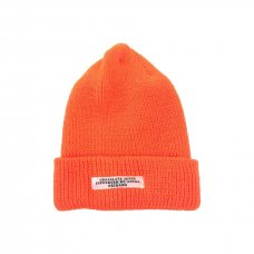 <img class='new_mark_img1' src='//img.shop-pro.jp/img/new/icons5.gif' style='border:none;display:inline;margin:0px;padding:0px;width:auto;' />CHOCOLATE JESUS TAG BEANIE - ORANGE