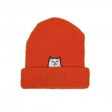 <img class='new_mark_img1' src='//img.shop-pro.jp/img/new/icons5.gif' style='border:none;display:inline;margin:0px;padding:0px;width:auto;' />LORD NERMALRIBBED BEANIE (SAFETY ORANGE)