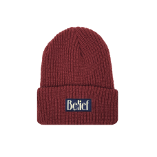 MIDNIGHT BEANIE - RUST