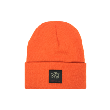 TRIBORO BEANIE - ATHLETIC ORANGE