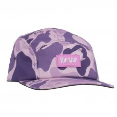 <img class='new_mark_img1' src='//img.shop-pro.jp/img/new/icons56.gif' style='border:none;display:inline;margin:0px;padding:0px;width:auto;' />NERM CAMO CAMPER HAT (PURPLE CAMO)