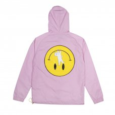 <img class='new_mark_img1' src='//img.shop-pro.jp/img/new/icons47.gif' style='border:none;display:inline;margin:0px;padding:0px;width:auto;' />EVERYTHING WILL BE OK ANORAK JACKET (PINK)