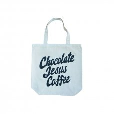 <img class='new_mark_img1' src='//img.shop-pro.jp/img/new/icons47.gif' style='border:none;display:inline;margin:0px;padding:0px;width:auto;' />CHOCOLATEJESUS COFFEE TOTE - NATURAL