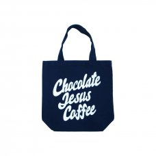 <img class='new_mark_img1' src='//img.shop-pro.jp/img/new/icons5.gif' style='border:none;display:inline;margin:0px;padding:0px;width:auto;' />CHOCOLATEJESUS COFFEE TOTE - NAVY