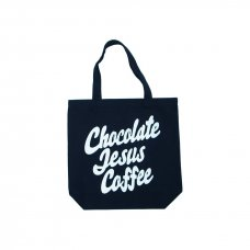 <img class='new_mark_img1' src='//img.shop-pro.jp/img/new/icons47.gif' style='border:none;display:inline;margin:0px;padding:0px;width:auto;' />CHOCOLATEJESUS COFFEE TOTE - BLACK
