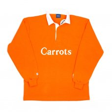 CARROTS WORDMARK RUGBY - ORANGE