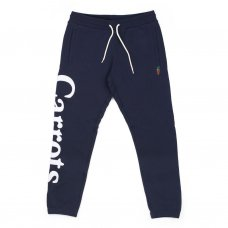 <img class='new_mark_img1' src='//img.shop-pro.jp/img/new/icons47.gif' style='border:none;display:inline;margin:0px;padding:0px;width:auto;' />CARROTS WORDMARK SWEATPANTS - NAVY