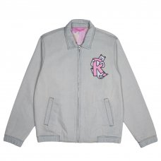 <img class='new_mark_img1' src='//img.shop-pro.jp/img/new/icons5.gif' style='border:none;display:inline;margin:0px;padding:0px;width:auto;' />HUGGER DENIM JACKETS (LIGHT BLUE)