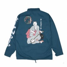 <img class='new_mark_img1' src='//img.shop-pro.jp/img/new/icons5.gif' style='border:none;display:inline;margin:0px;padding:0px;width:auto;' />WARRIOR COTTON JACKET (SEA FOAM)