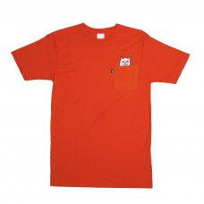 LORD NERMAL POCKET TEE (SAFETY ORANGE)