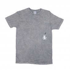 <img class='new_mark_img1' src='//img.shop-pro.jp/img/new/icons56.gif' style='border:none;display:inline;margin:0px;padding:0px;width:auto;' />HANG IN THERE POCKET TEE (GRAY MINERAL WASH)