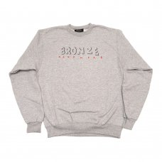 HARDWEAR CREWNECK - HEATHER GREY