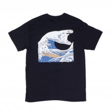 <img class='new_mark_img1' src='//img.shop-pro.jp/img/new/icons47.gif' style='border:none;display:inline;margin:0px;padding:0px;width:auto;' />THE GREAT WAVE OF NERM TEE (BLACK)