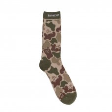 <img class='new_mark_img1' src='//img.shop-pro.jp/img/new/icons5.gif' style='border:none;display:inline;margin:0px;padding:0px;width:auto;' />NERM CAMO SOCKS (ARMY GREEN)