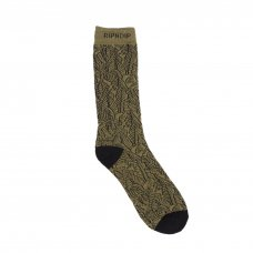 <img class='new_mark_img1' src='//img.shop-pro.jp/img/new/icons5.gif' style='border:none;display:inline;margin:0px;padding:0px;width:auto;' />SAFARI NERM SOCKS (OLIVE)
