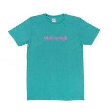 <img class='new_mark_img1' src='//img.shop-pro.jp/img/new/icons5.gif' style='border:none;display:inline;margin:0px;padding:0px;width:auto;' />MBN PUFFY PRINT TEE (TEAL)
