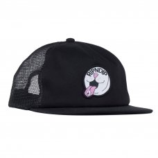<img class='new_mark_img1' src='//img.shop-pro.jp/img/new/icons5.gif' style='border:none;display:inline;margin:0px;padding:0px;width:auto;' />PILL MESH SNAPBACK (BLACK)