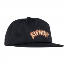 <img class='new_mark_img1' src='//img.shop-pro.jp/img/new/icons5.gif' style='border:none;display:inline;margin:0px;padding:0px;width:auto;' />INFERNO SNAPBACK (BLACK)