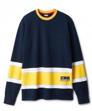 <img class='new_mark_img1' src='//img.shop-pro.jp/img/new/icons5.gif' style='border:none;display:inline;margin:0px;padding:0px;width:auto;' />BLANK HOCKEY JERSEY - NAVY